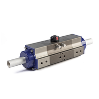 3 stage 0-180° Adjustable Pneuamtic actuator