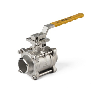 Hand Lever Socket Welding Ball Valves