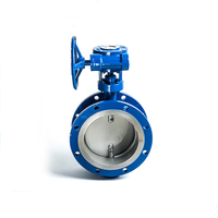 Lever Operated Ventilation Butterfly Valve