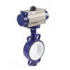 Pneumatic Fully Lined Butterfly Valves
