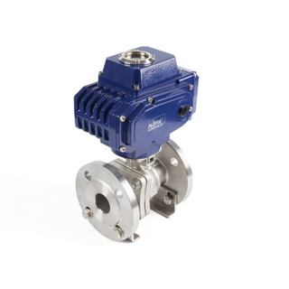 Electric Actuator GB Flange Ball Valves