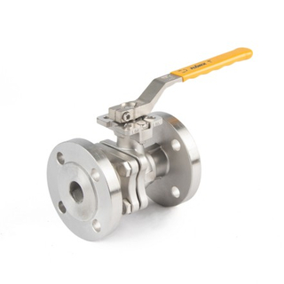 Hand Lever GB Flange Ball Valves