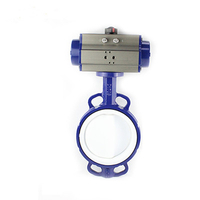 Teflon Lined Butterfly Valve Manufacturers