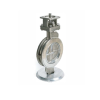 Handle High Performance Butterfly Valves
