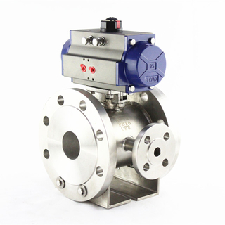 Pneumatic Actuator Insulation Ball Valve