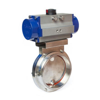 Sanitary Butterfly Valves Made in Israel