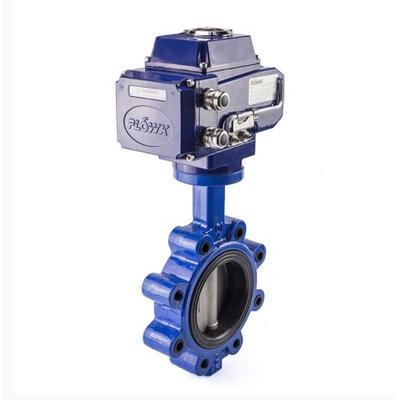 Electrically Actuated Butterfly Valve Dealers in UAE Atn