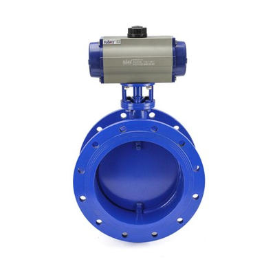 Application of Pneumatic Butterfly Valve