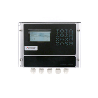 Multi Precision Ultrasonic Flowmeter with LCD Display