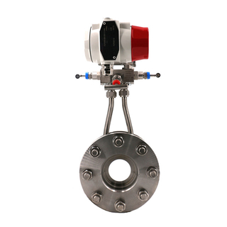 High Pressure Low Temperature Measure Orifice Flowmeter
