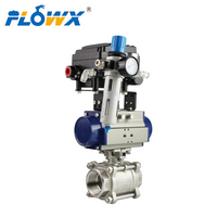 3 Pcs Stainless Steel Ball Valve Importer