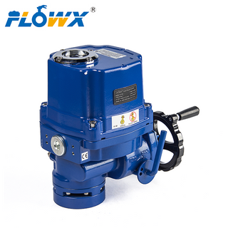 Electric Actuators for Ball Valves