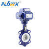 Manufacturer of Wafer Type Butterfly Valves
