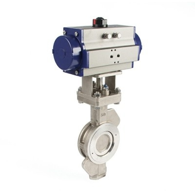 pneumatic butterfly valve price