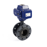 2 Inch Electric Butterfly Valve