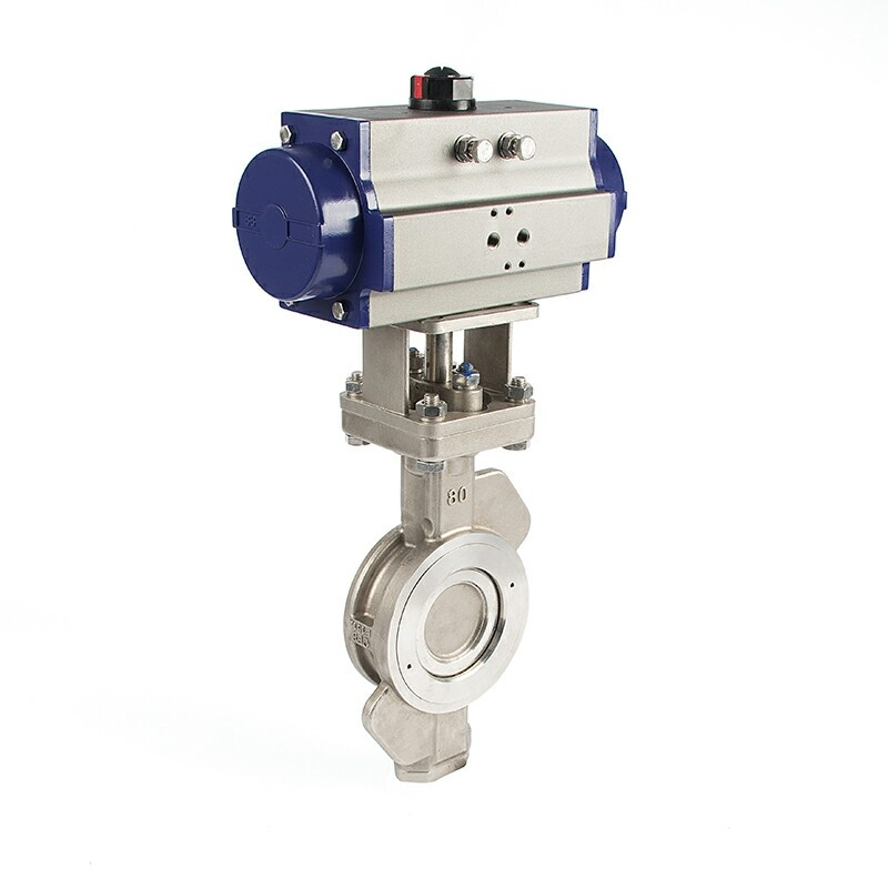 Butterfly Valve For Deionised Water