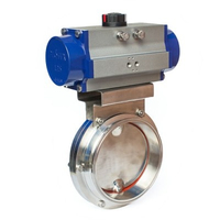 Butterfly Valves With Premi Air Actuator