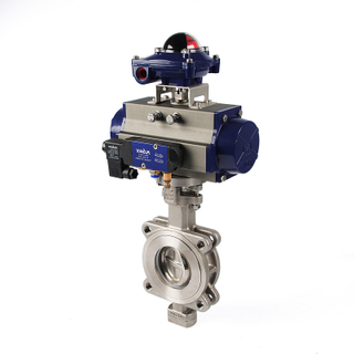 Double Offset Butterfly Valve Manufacturers in Europe